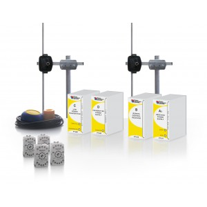 SMALL RANGE (500m) WIRELESS SYSTEM FOR REMOTE CONTROL OF A PUMP BY A WATER TANK