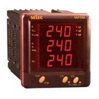 DIGITAL MULTIMETER 96x96mm