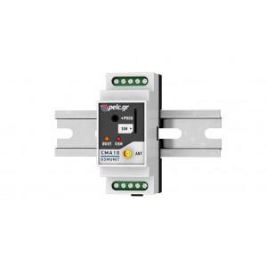 Блок дистанционного управления и контроля  GSM (2DI/1REL)